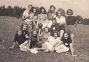 √Geschichtswerkstatt_Handballdamen 1952